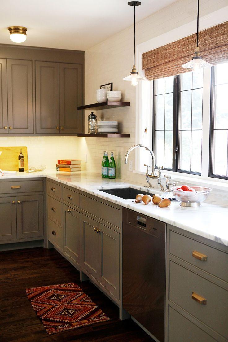 Tour an elegant remodeled seattle kitchen seattle elegant and kitchens - Seattle kitchen design ...