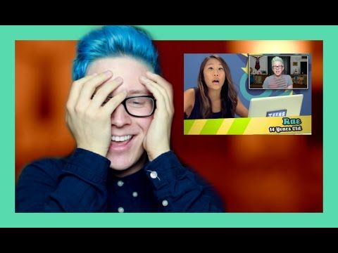 Tyler Oakley Reacts to Teens React to Tyler Oakley https://www.youtube.com/watch?v=gNS04P8djk4