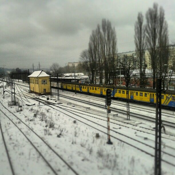#gdansk #skm #train #zaspa