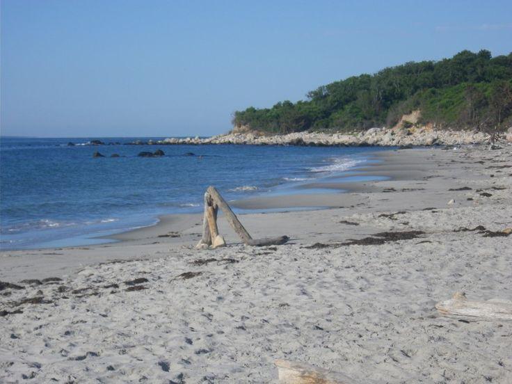 Chocomount Beach, Fishers Island, NY