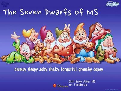 Multiple Sclerosis...LOL, but very true!!