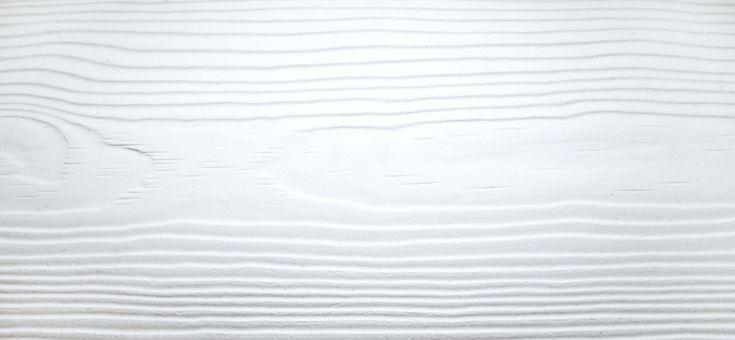 фиброцементный сайдинг С01 белый