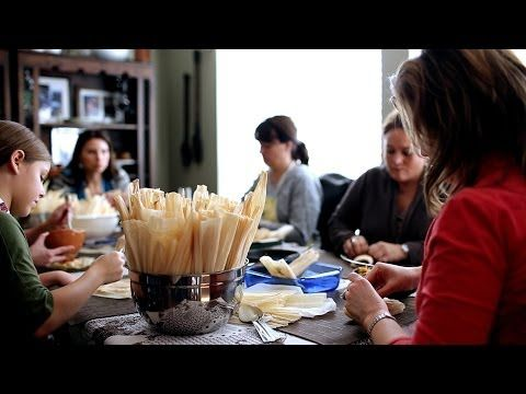 How to Make Tamales + Red Chile and Pork Tamales + Video - Muy Bueno Cookbook