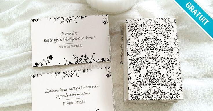 Amoureux des citations et des belles pensées, j'ai créé ce jeu pour vous. J'ai sélectionné nombreuses citations de sagesse parmi les plus motivantes et inspirantes afin qu'ils vous délivrent leur message lorsque vous en avez besoin. #oracleCartes #TarotCartes #Tarot #Oracle #TarotCards #OracleCards #oracledivinatoire #divination #tarotdeck #oracledeck #citation #ciationmotivantes #motivation #quotes #gratuit