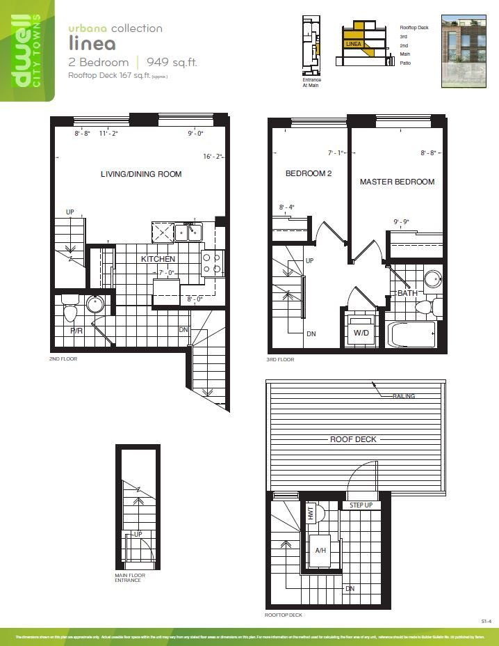 73 best menkes dwell city towns etobicoke images on for Dwell homes floor plans