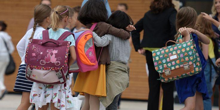SOCIÉTÉ - D'après une étude lancée par le ministère de l'Écologie, des centaines d'établissement scolaires, de la crèche au lycée, sont pollués. Ce qui menace la santé des élèves.