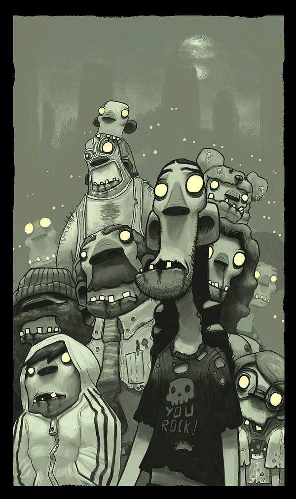 Illustrations by Arthur Mask http://www.inspirefirst.com/2013/08/06/illustrations-arthur-mask/