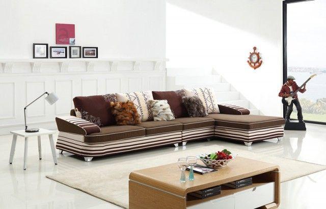 27 best Fabric Sofa images on Pinterest