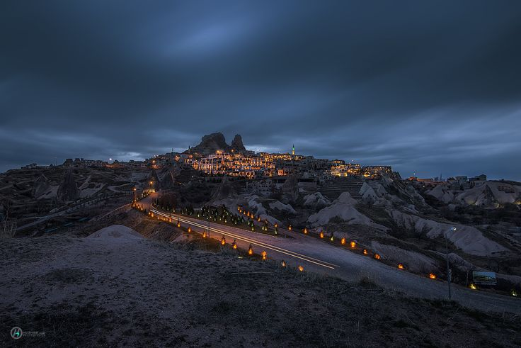 One of the oldest cities in the world Cappadocia in Turkey