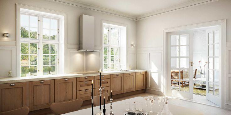 Couleur Peinture De Lait :  hygena chêne design kitchen hygena cuisine deco hygena cuisine hygena