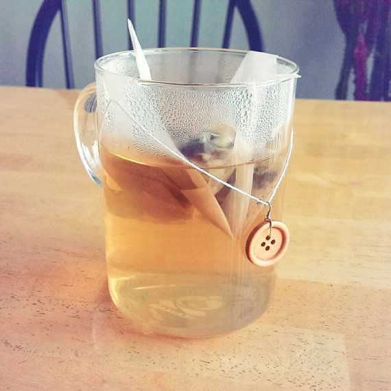 Tea bag crane origami Teagami. Pick your own tea.  by LittleTinyPiranha