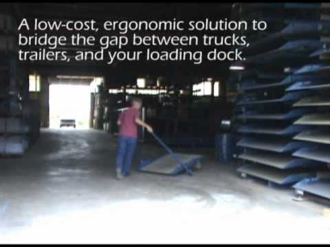 11 Best Images About 18 Wheeler Loading Ramps On Pinterest