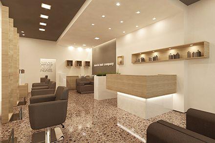 Oltre 25 fantastiche idee su saloni di parrucchieri su for Arredamento parrucchieri