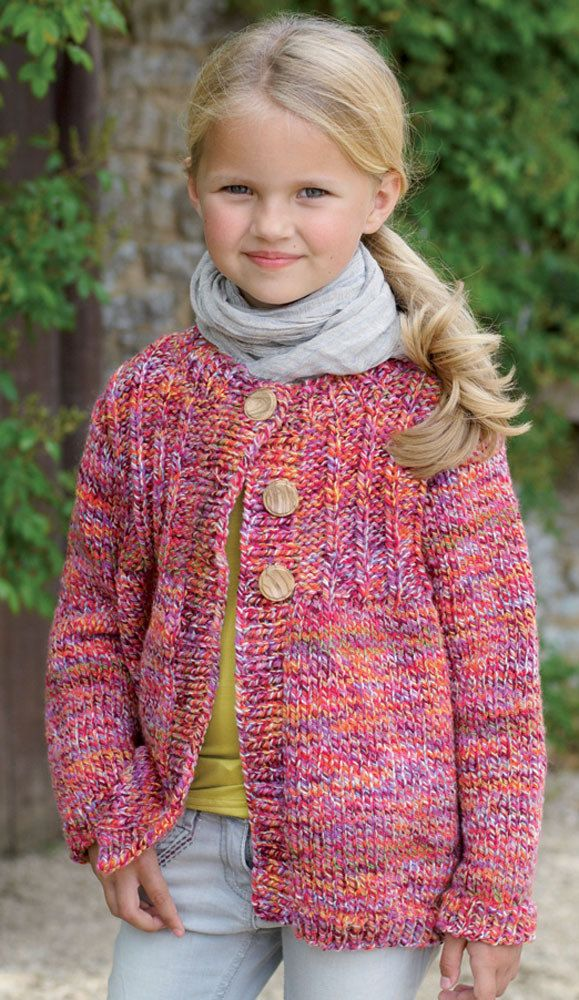 13fed7938972 Round Neck and Collar Neck Cardigans in Sirdar Click Chunky - 2273 ...