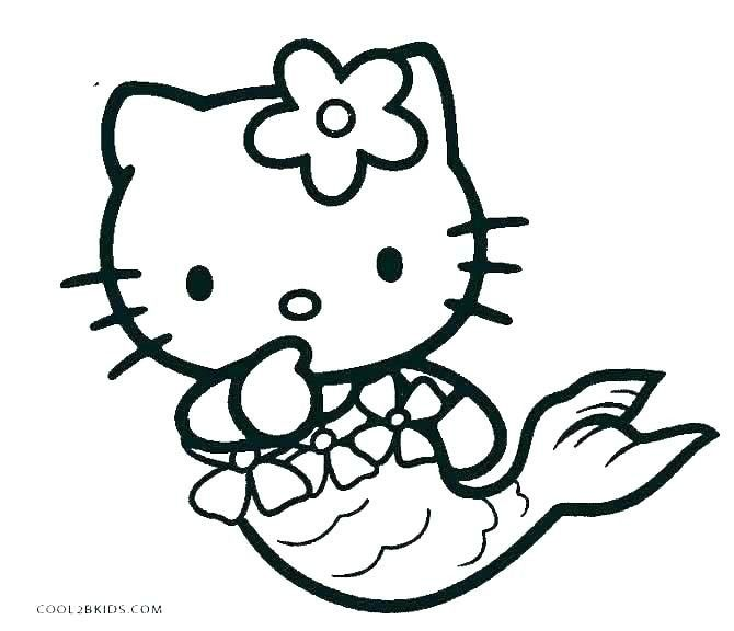 Pin By Robot Etiquette On Purrmaids Hello Kitty Coloring Hello Kitty Colouring Pages Mermaid Coloring Pages