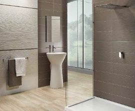 Flooring Examples Bathroom Remodel Ideas Pinterest Brown Walls And Wall Tiles