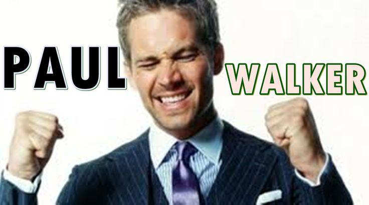 Shame PAUL WALKER!!! Una pena paul walker!!!