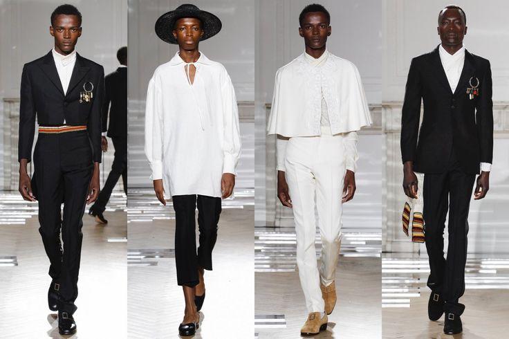 Začaly módní přehlídky pánského jarního oblečení 2017   MODA.CZ