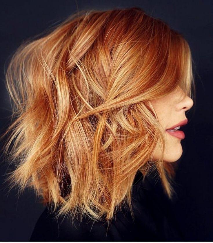 20 Atemberaubende Haarfarben für Frauen