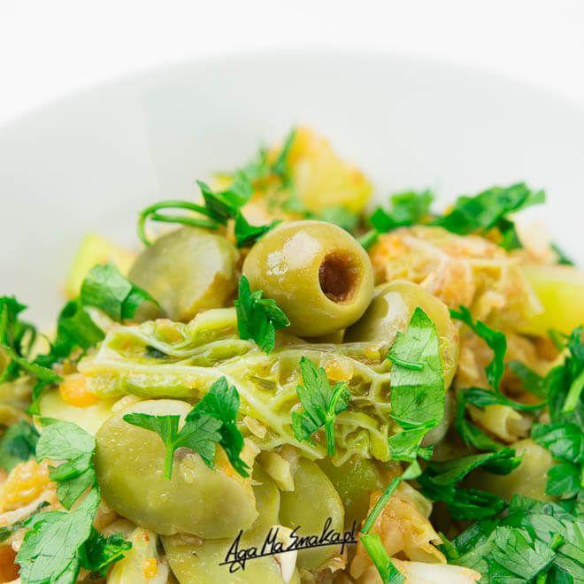Włoska kapusta na dwa dni - proste danie jednogarnkowe ⋆ AgaMaSmaka - żyj i jedz zdrowo!