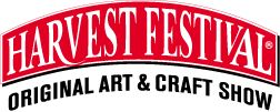 The Annual Harvest Festival in Pleasanton, CA!  Find something around every corner... Shop 24,000 handmade American art and crafts in hundreds of booths, all day entertainment, and a Kidzone! Location: Alameda County Fairgrounds, Young Calif Exhibition Hall, 4501 Pleasanton Ave, Pleasanton, CA 94566