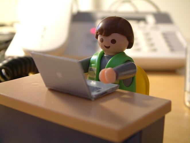 Apple Playmobil