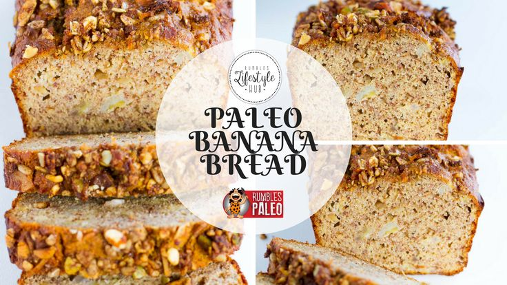 Does going Paleo mean giving up all your fave foods like banana bread? Not at Rumbles! Make cake a healthy AND nummy part of your lifestyle with our recipe for Paleo banana bread! Best of all, it takes literally five minutes to throw together.