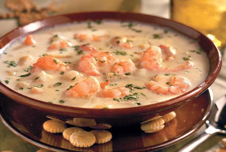 Creamy Shrimp Chowder