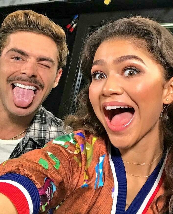 I would love to work with zac and Zendaya. Would you?