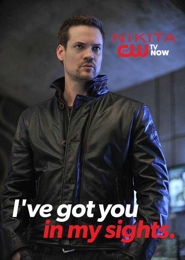 Right now my feed is filled with valentines and I hate Valentines day, but I don't hate Shane West <3 #Nikita