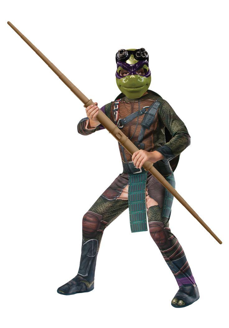 Teenage Mutant Ninja Turtles Costume for girls!