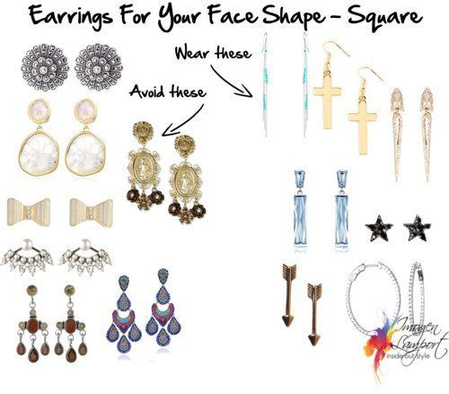 17 Best ideas about Square Face Shapes on Pinterest