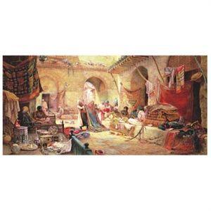 Anatolian 1500 Parça Puzzle - Halı Pazarı - Anatolian.