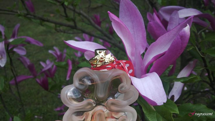 Lolita Lempicka- Si Lolita EDT- perfume review on fragrascent.pl #perfume #fragrance #beauty #lempicka #lolita_lempicka #lolitalempicka #review #perfumy #flakon #perfume_bottle #scent #parfum #silolita #si_lolita #edt #clover #koniczyna #magnolia