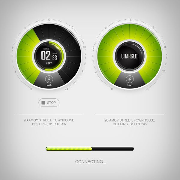 Greenlot UI By Higher