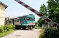 Lucca: anziano travolto e ucciso da treno a passaggio livello