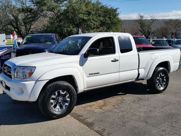 17 Best ideas about 2009 Toyota Tacoma on Pinterest 2005