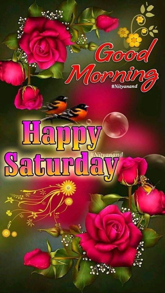 Good Morning Happy Saturday Saturday Images Good Morning Happy