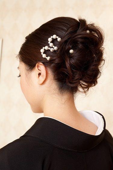ヘアスタイル 留袖レンタル(黒留袖レンタル)の専門店 和匠