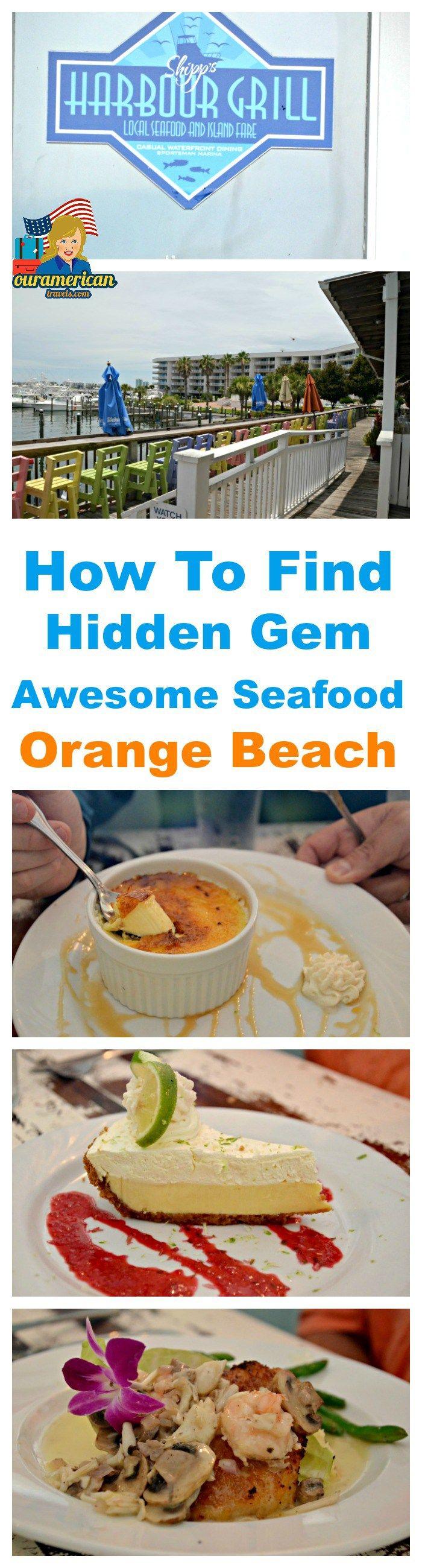 How To Find Hidden Gem Awesome Seafood Orange Beach #orange beach #seafood…