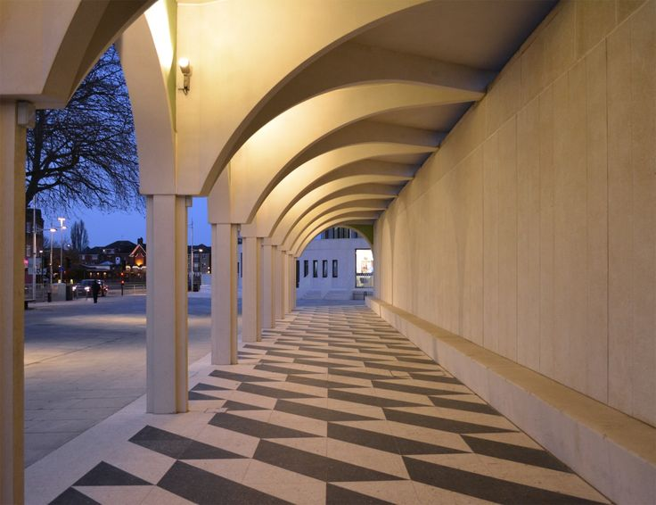 Gallery of Barkingside Town Centre / DK-CM - 1
