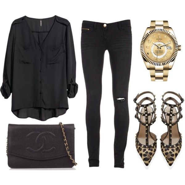"""You Rock"" by stepkasia on Polyvore"