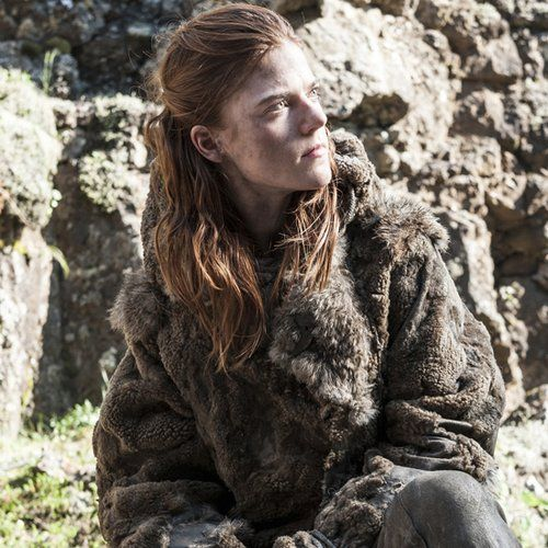 I got Ygritte - Which Game of Thrones Woman Are You? - Take the quiz!