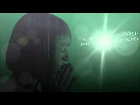 Magdalena Kania - Wielki jest nasz Bóg - YouTube
