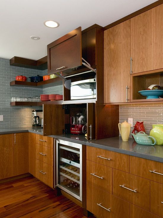 1000+ ideas about Microwave Cabinet on Pinterest ...
