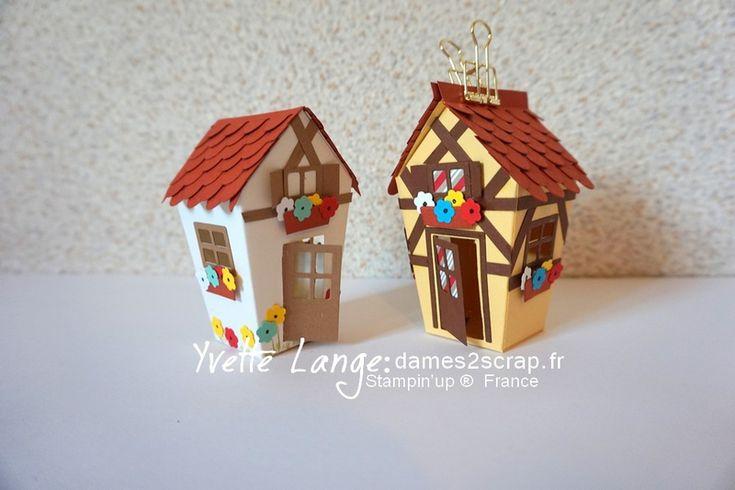 mes petites maisons Alsaciennes
