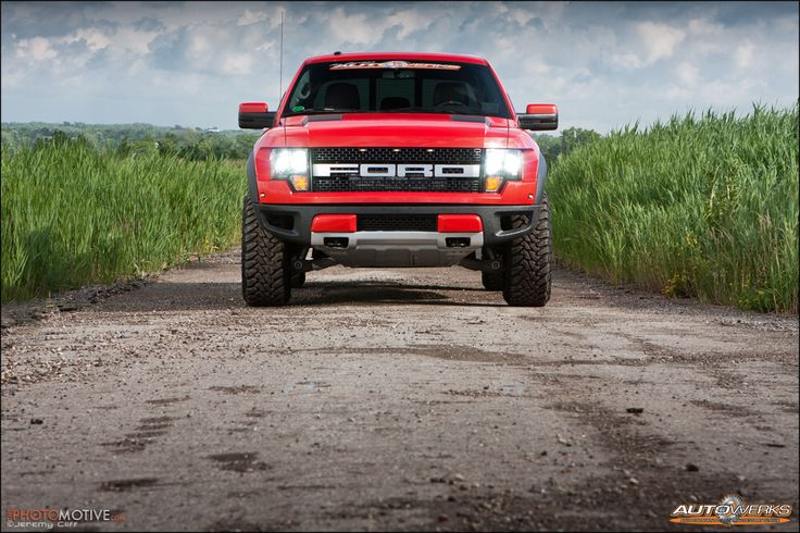 Procharged 2011 Ford Raptor