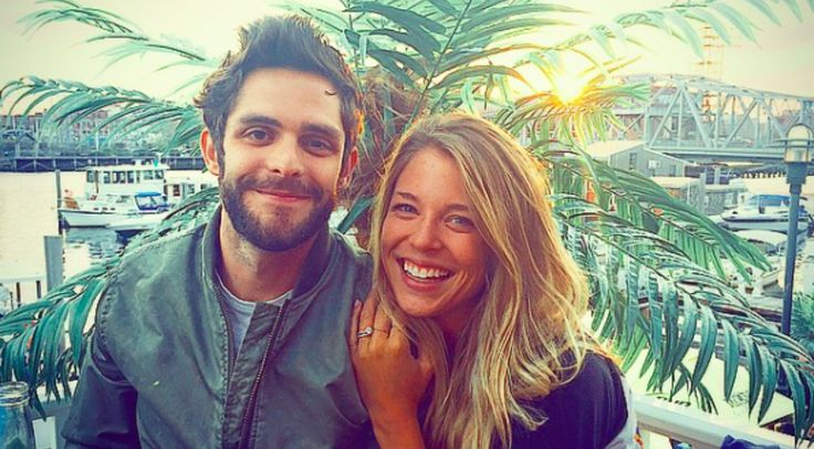 Country Music Lyrics - Quotes - Songs Thomas rhett - Thomas Rhett Opens Up About Marrying Young - Youtube Music Videos http://countryrebel.com/blogs/videos/thomas-rhett-opens-up-about-marrying-young