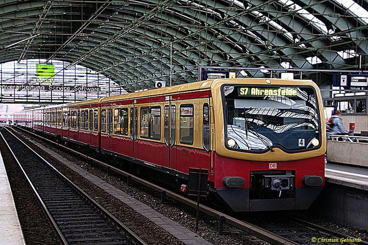 S7 zu Ahrensfelde