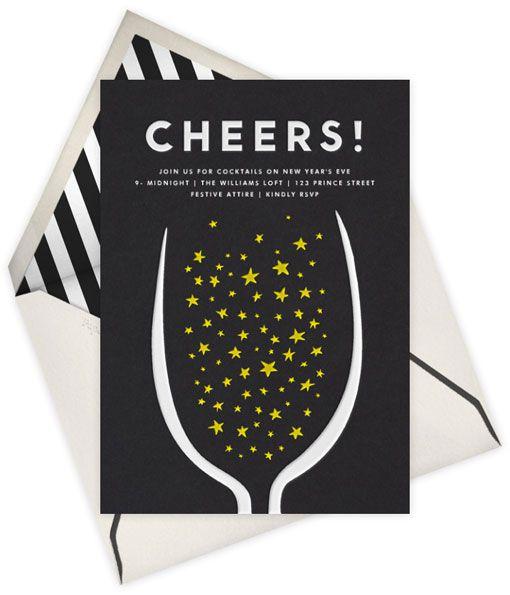 #illustration invitation cheers
